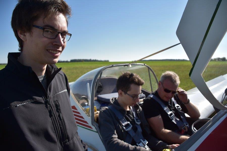 Flugrechner Berufsschule Roth 01