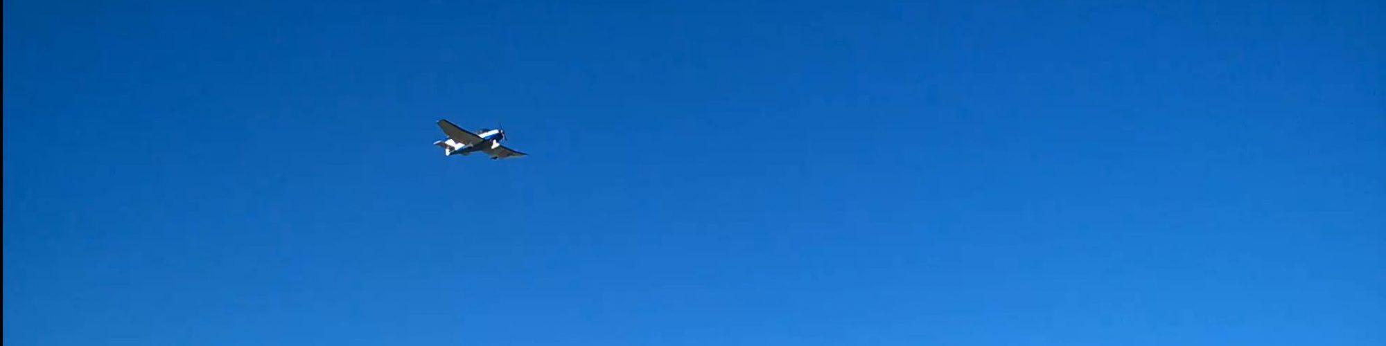 überflug jodel